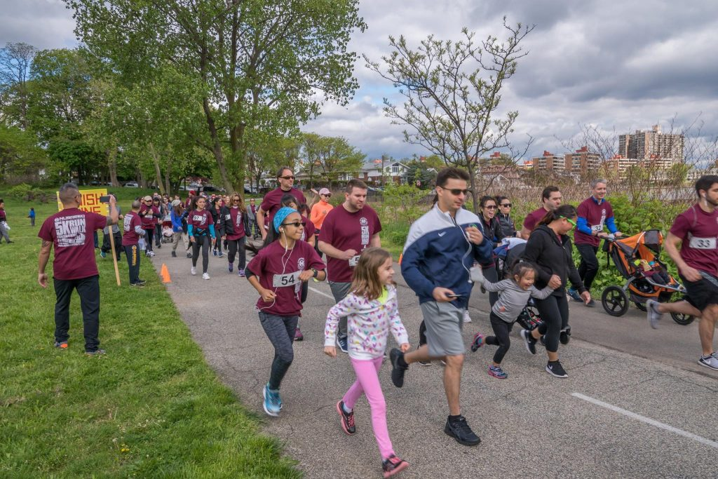 Nubreed Martial Arts 5K Fundraiser for St.Jude Children's Hospital